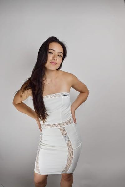 Image of Tube Dress