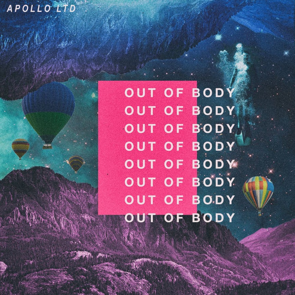 Image of Out Of Body EP (CD)