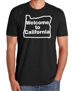 Image of Welcome to California