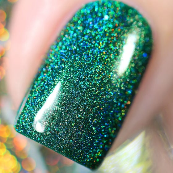 Image of Electric in Emerald