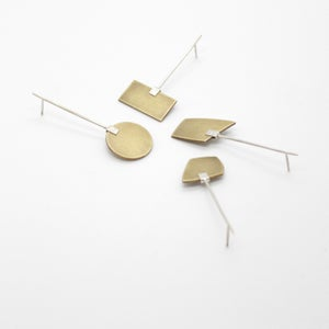 Image of LEFT OVER EAR RINGS
