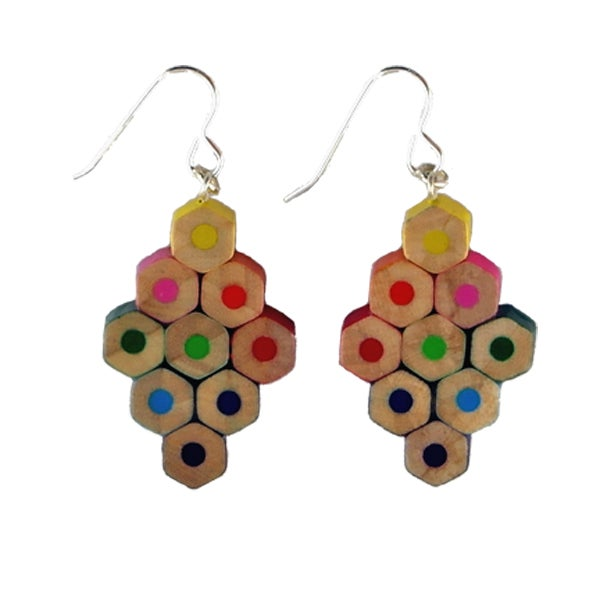 Image of Spectrum Earrings