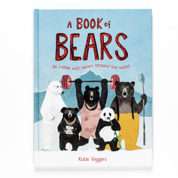 Image of Pre - order A Book of Bears