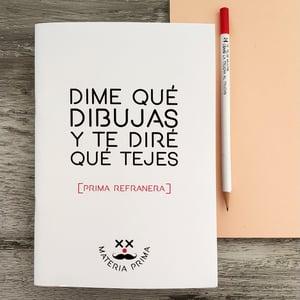 Image of Libreta Dime que dibujas