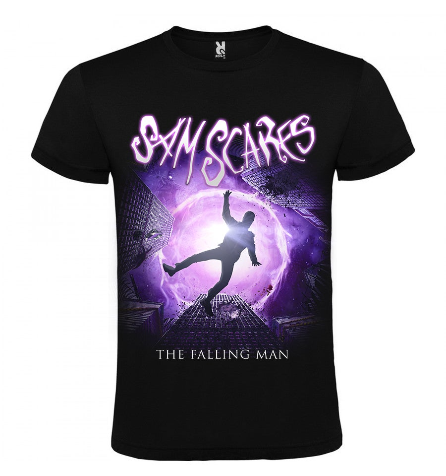 Image of The Falling Man T-Shirt