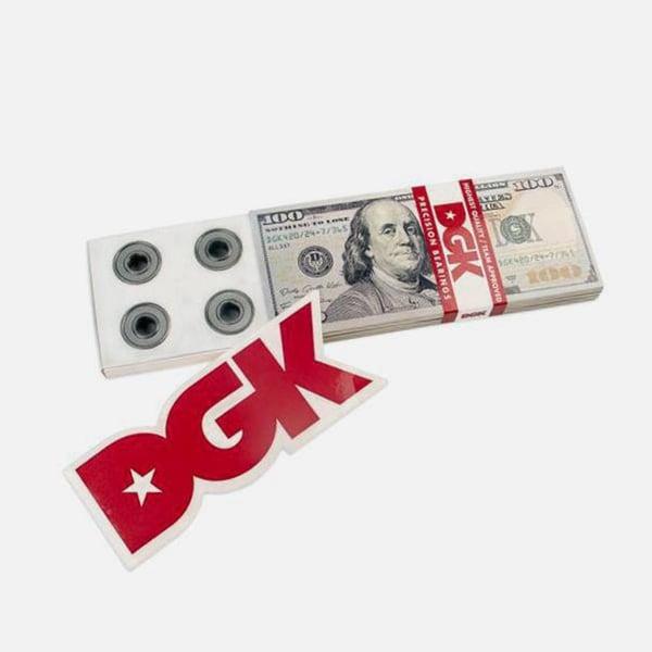 Image of DGK Benjamin's Bearings