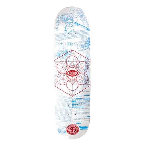 Image of KARMA MK ULTRA SERIES WHITE DECK 7.875""