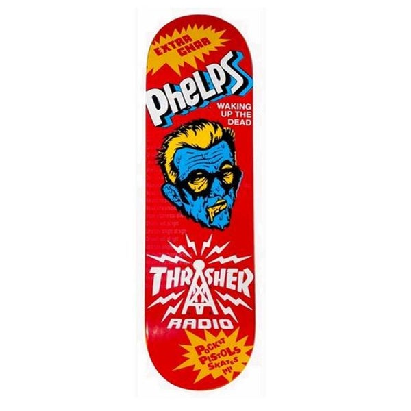 Image of PRIME HERITAGE PHELPS THRASHER RADIO DECK 8.5""