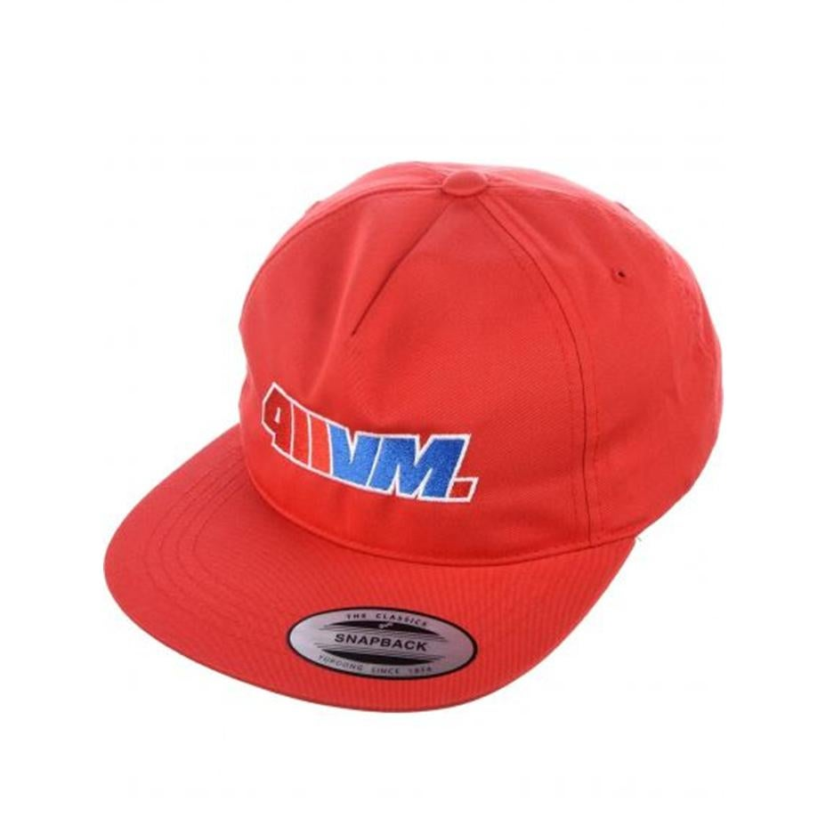 Image of TRANSWORLD 411VM ISSUE 30 CAP RED