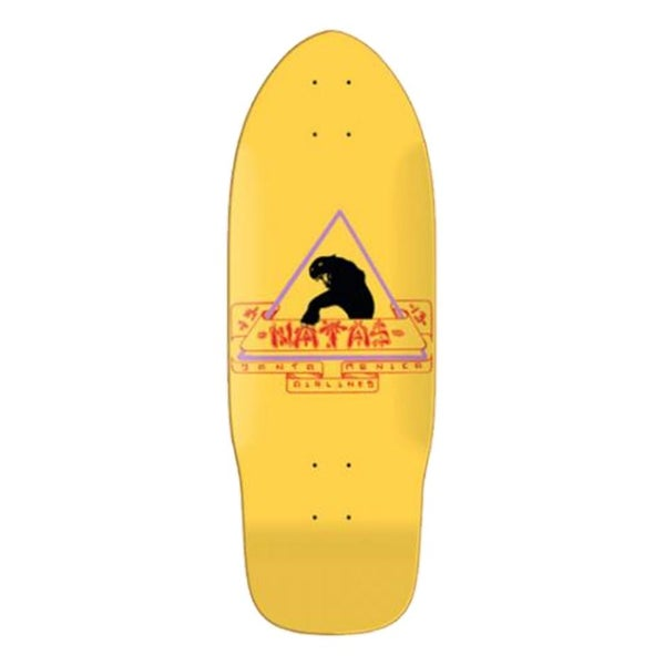 Image of SANTA MONICA AIRLINES NATAS KAUPAS' FIRST DECK 10""