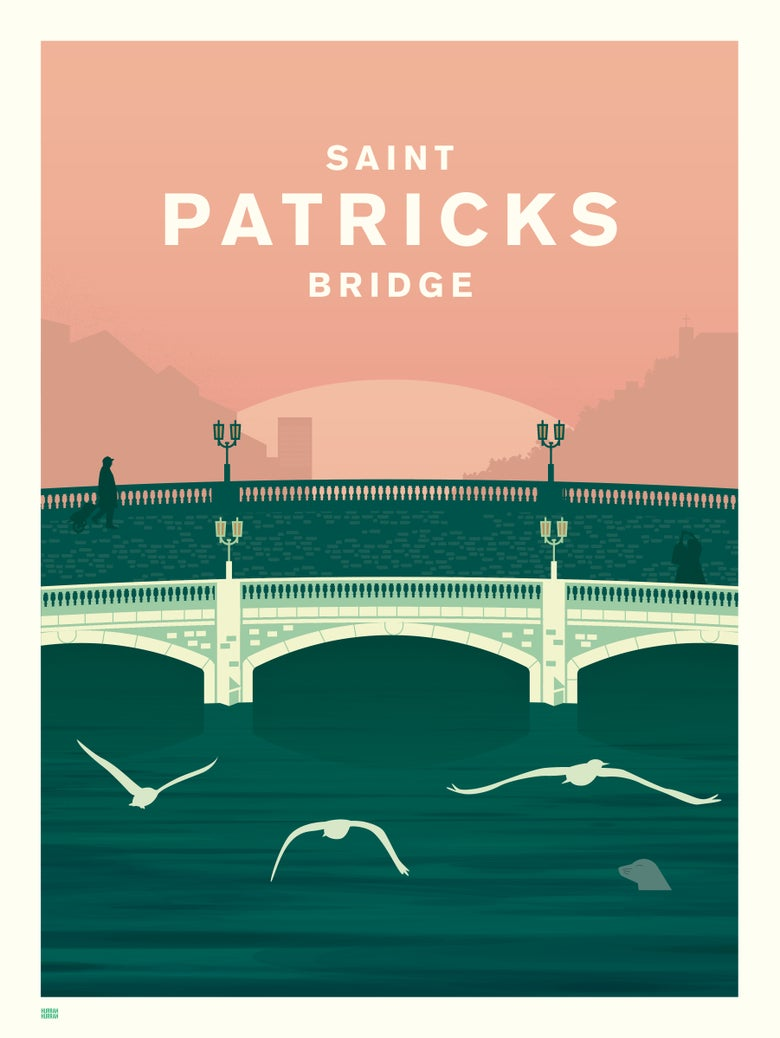 Image of St Patrick's Bridge