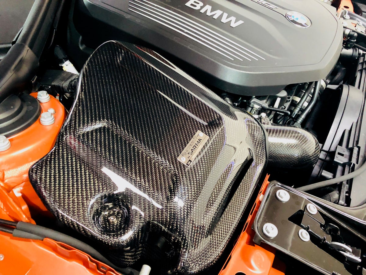 Image of BMW M140/M240i Pipercross Carbon V1 Intake