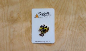 Image of Witch Umbreon - Pin Badge
