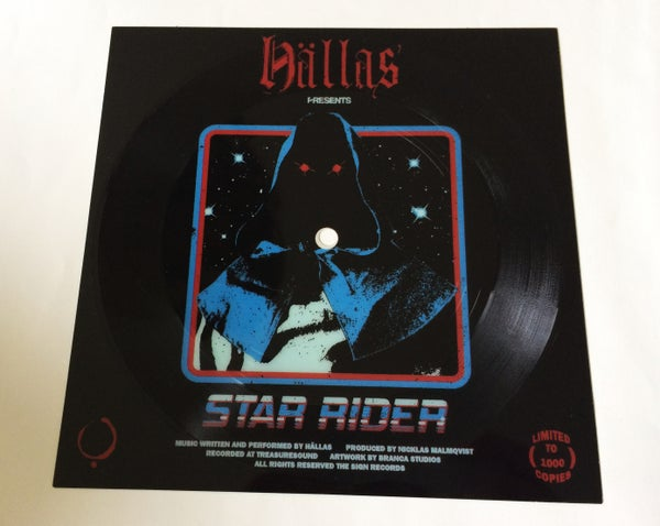 Image of Star Rider Flexi Disc