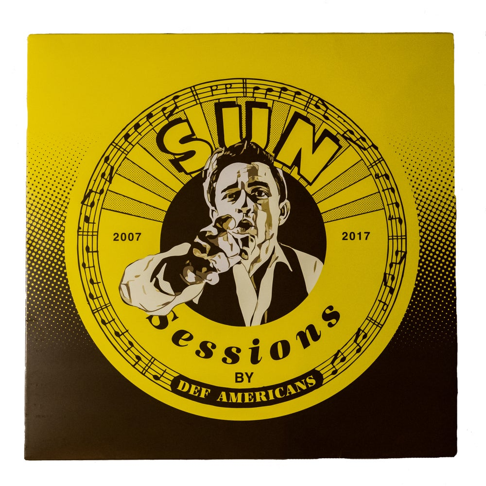 Image of Sun Sessions Vinyl
