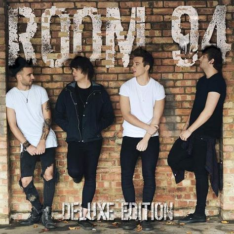 Image of ROOM 94 Deluxe Album