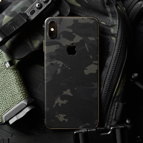 Image of 3M Official Multicam Apple iPhone Skins