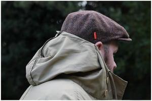 Image of 'DARMODY' CAP [DONEGAL TWEED]