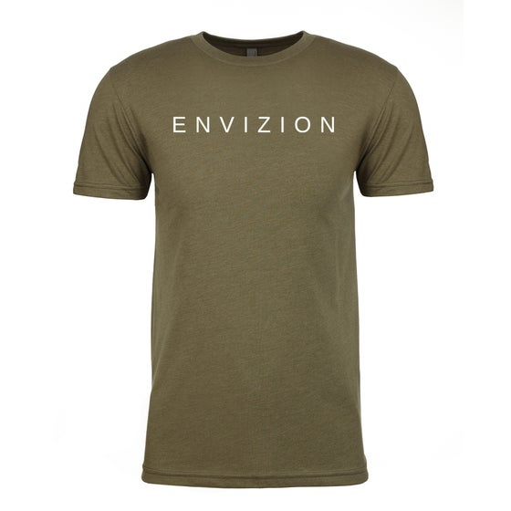 Image of Military Green Unisex T-shirt- N6210