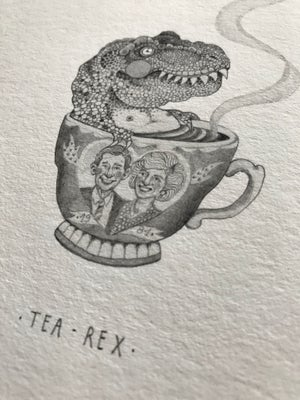 Image of TEA REX