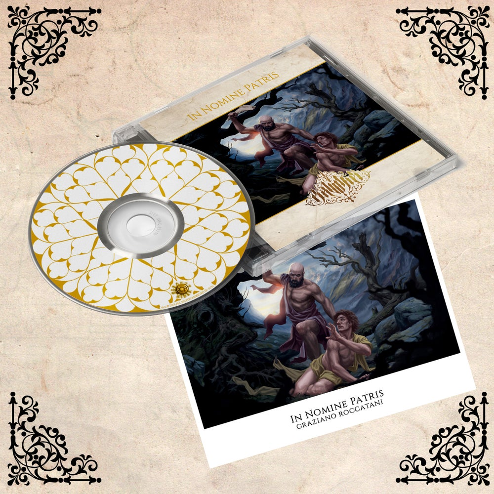 "Image of ""IN NOMINE PATRIS"" JEWEL CASE CD"