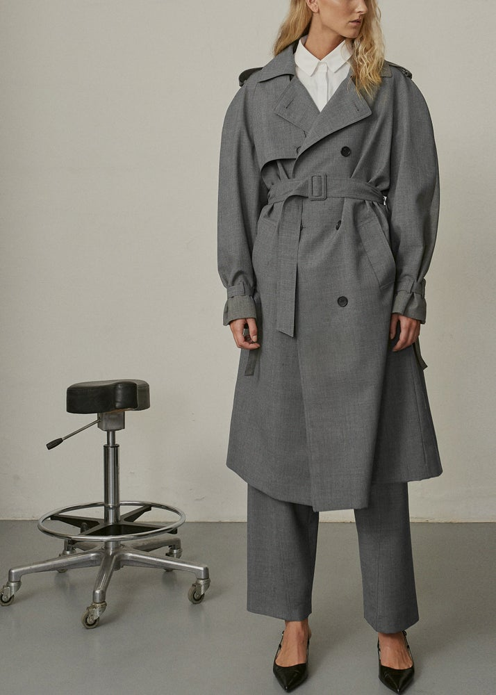 Image of 01-2 TRENCH COAT