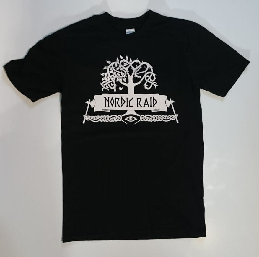 "Image of T-Shirt - ""Logo Black"""