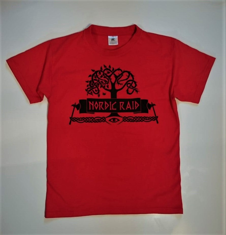 "Image of T-Shirt ""Logo Red"""