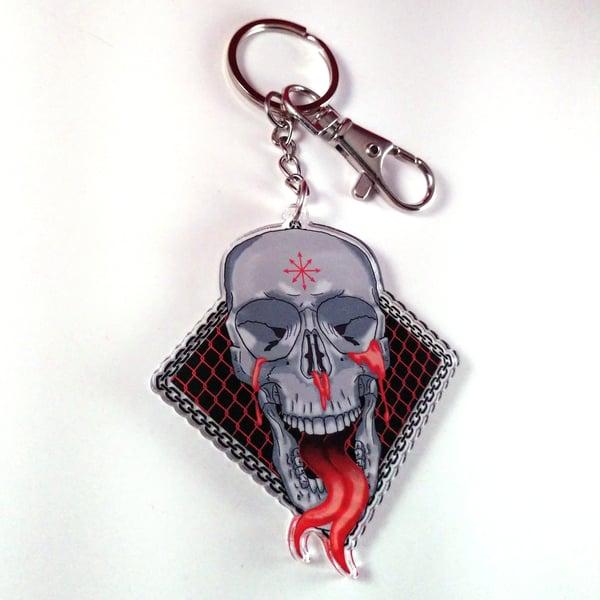 Image of Degrade - Acrylic Charm Keychain