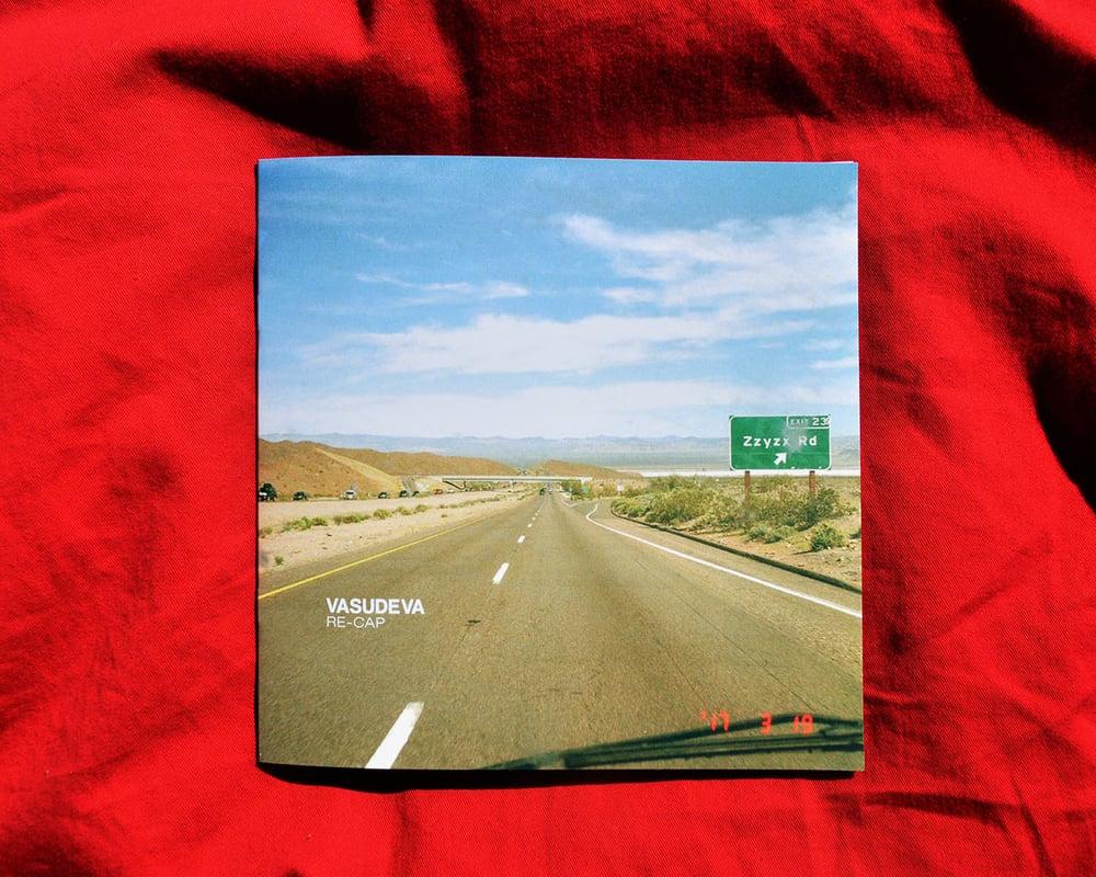 Image of 'Re-cap' Photobook