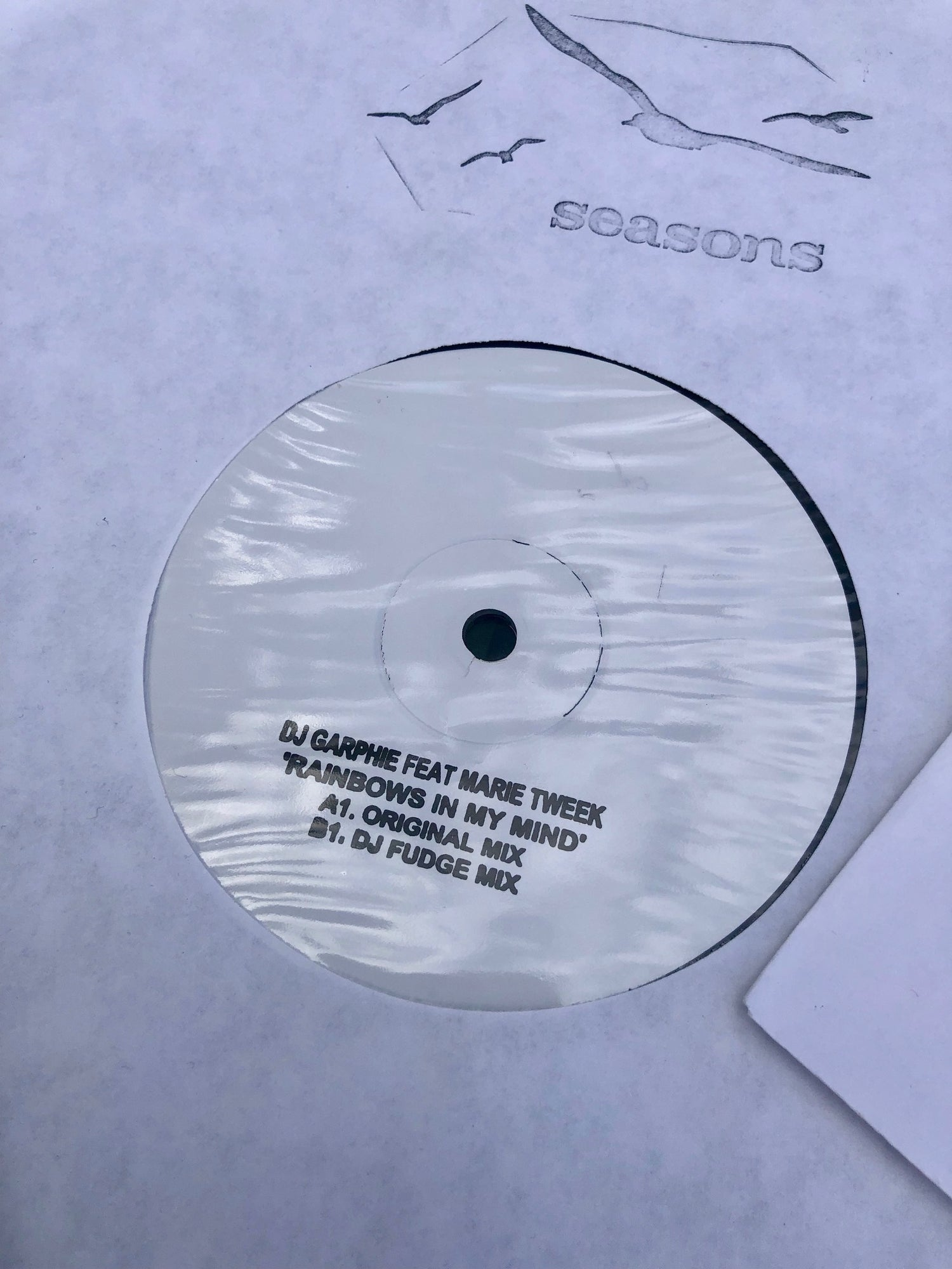 Image of Seasons Recordings / Seasons Limited 'White Label Vinyl' Collection