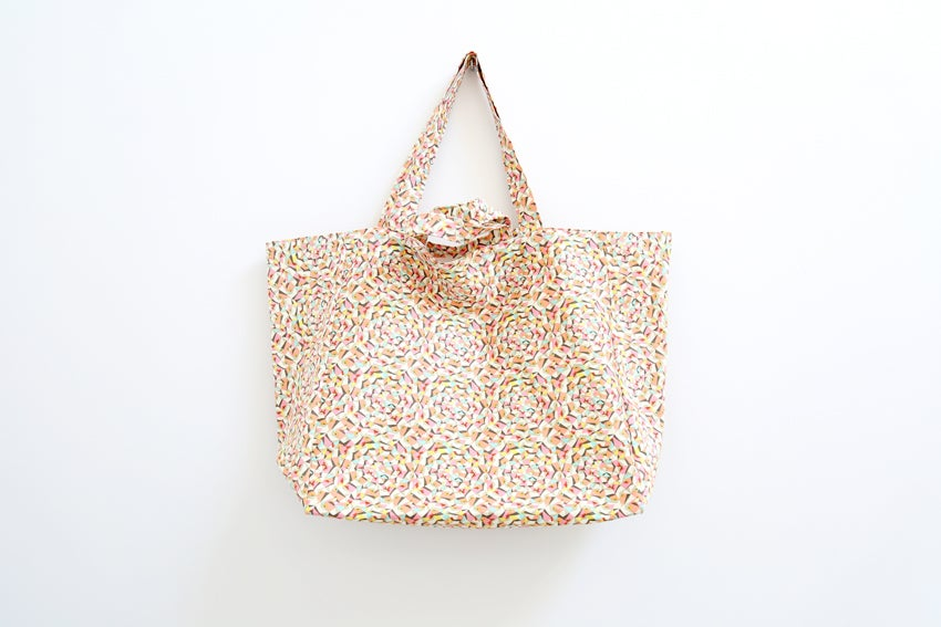 Image of Grand sac en toile Liberty