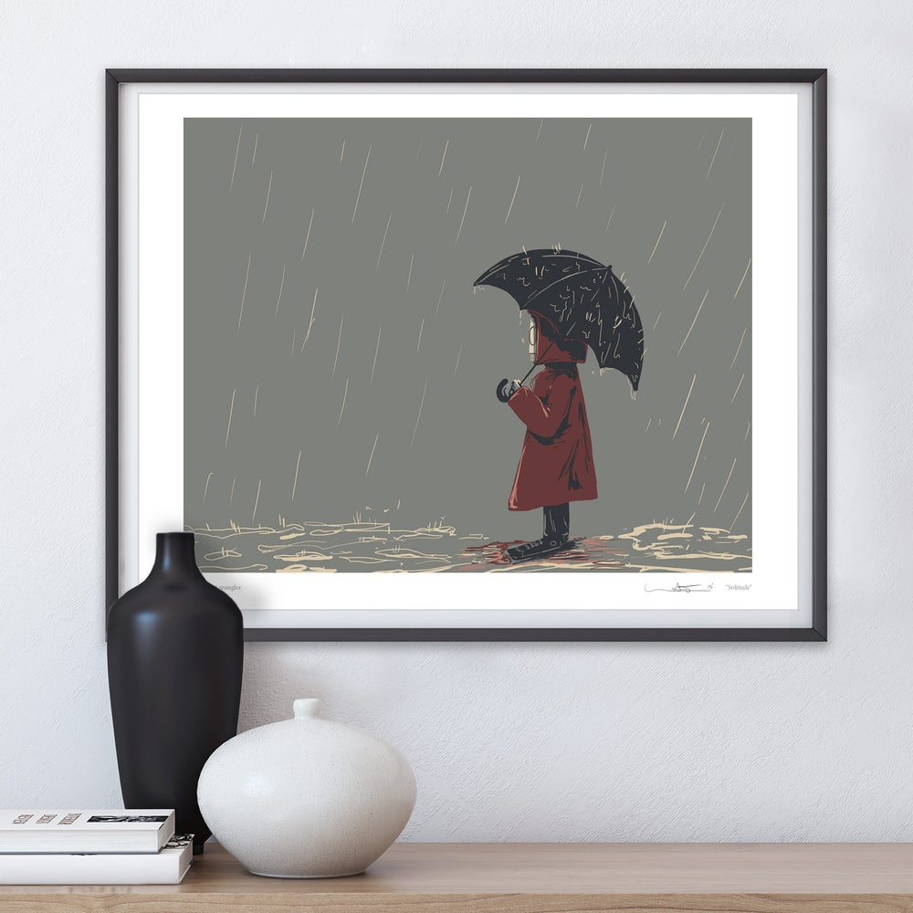 Image of Solitude Print