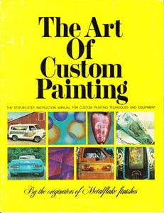 Image of Art of Custom Painting