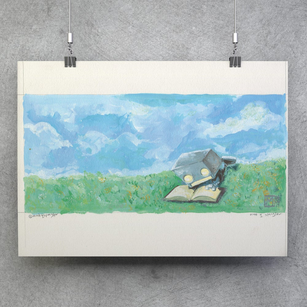 Image of Reading The Sky