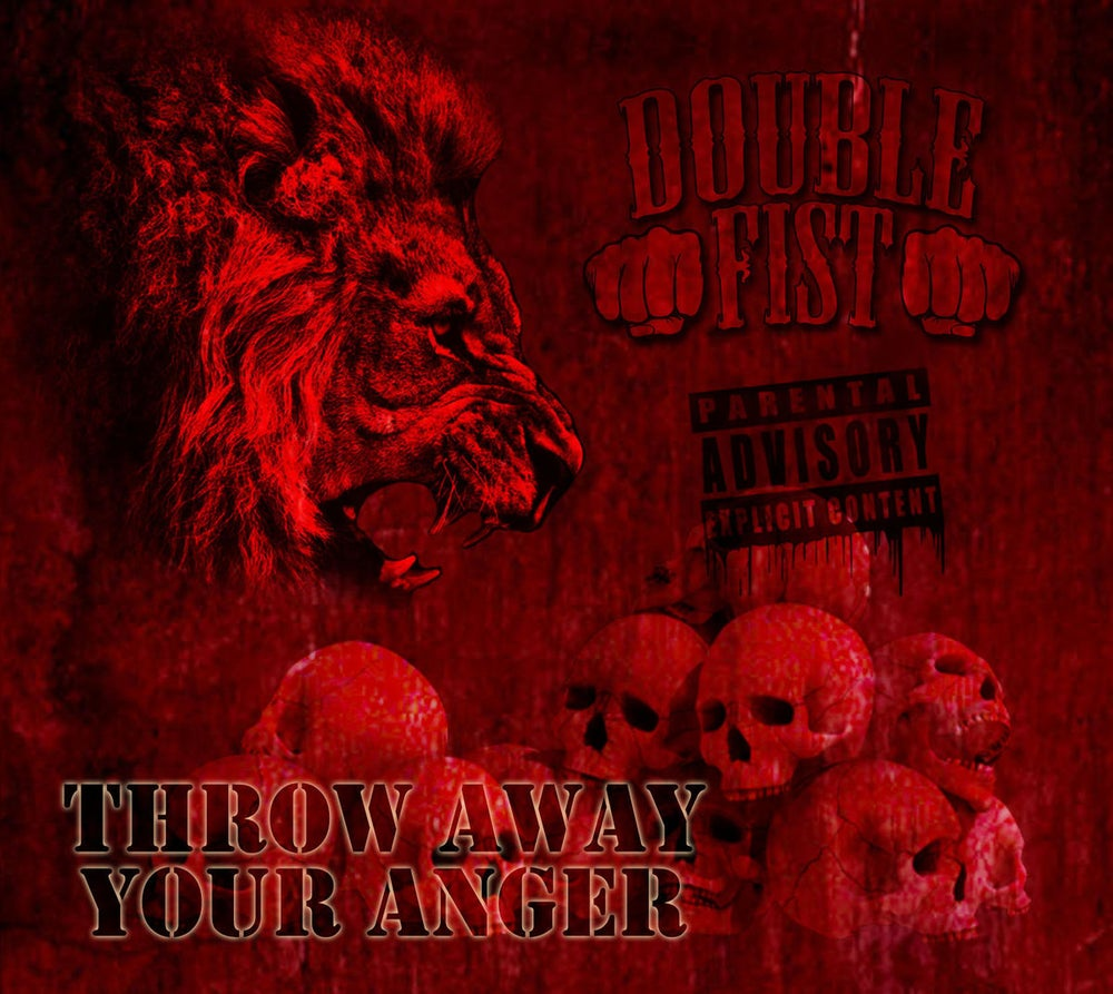 Image of Double Fist - Throw Away Your Anger CD Digipak