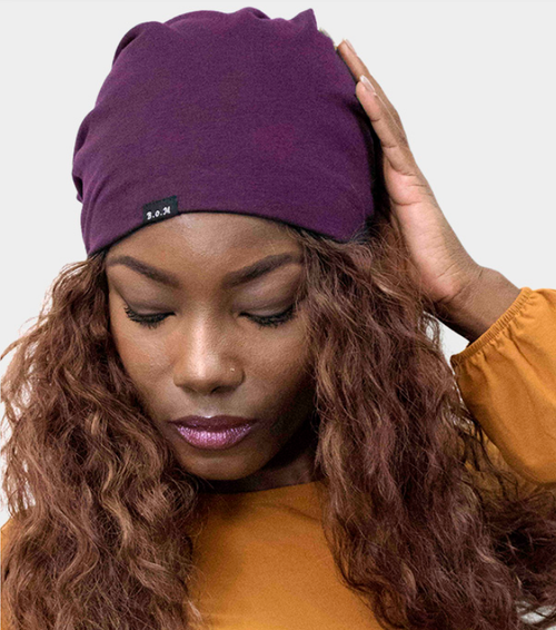 Image of Satin Lined Beanie