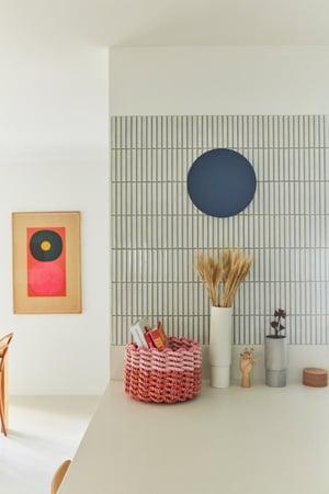 Image of Hanging Basket : Tiger Prawn