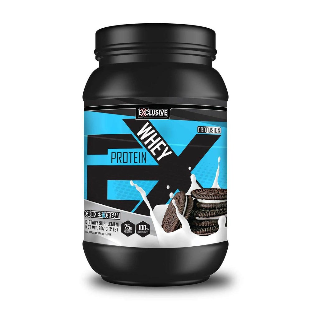 Image of Profusion Cookies & Cream Whey Protein