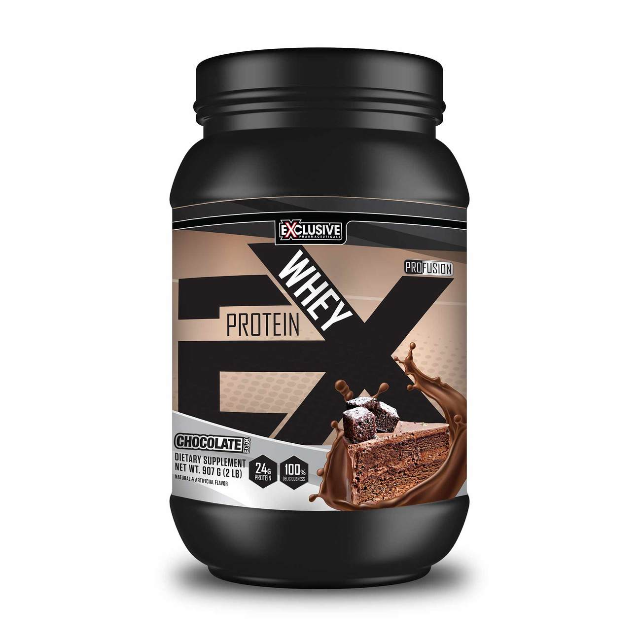 Image of Profusion Chocolate Molten Cake Whey Protein