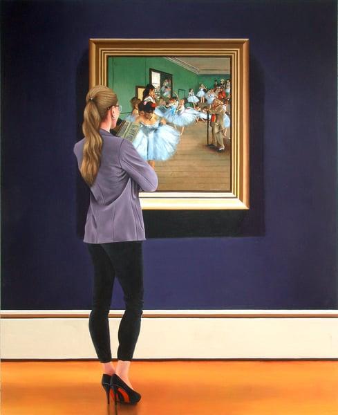 Image of Ballet Dance Class