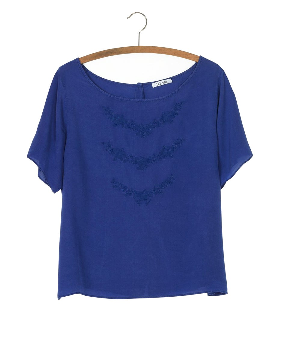 Image of Top soie PRUDENCE 116€ -50%