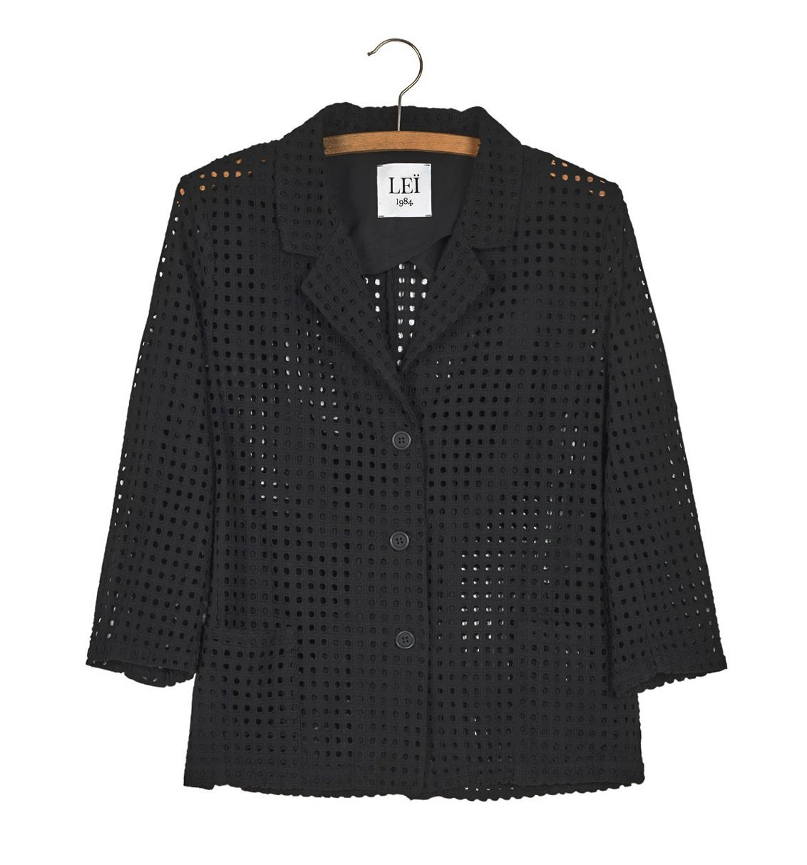 Image of Blazer broderie anglaise VALERIE 189€ 60%