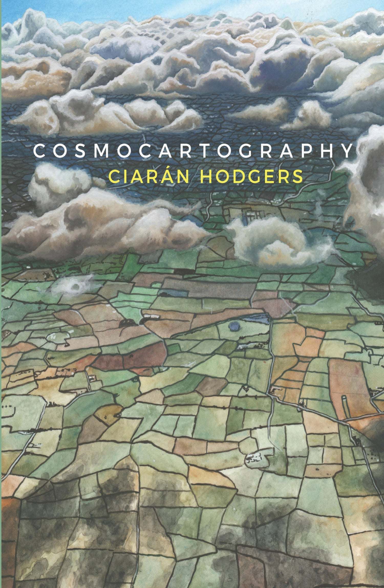 Image of Cosmocartography by Ciarán Hodgers