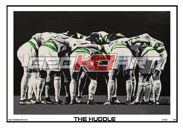 Image of THE CELTIC HUDDLE