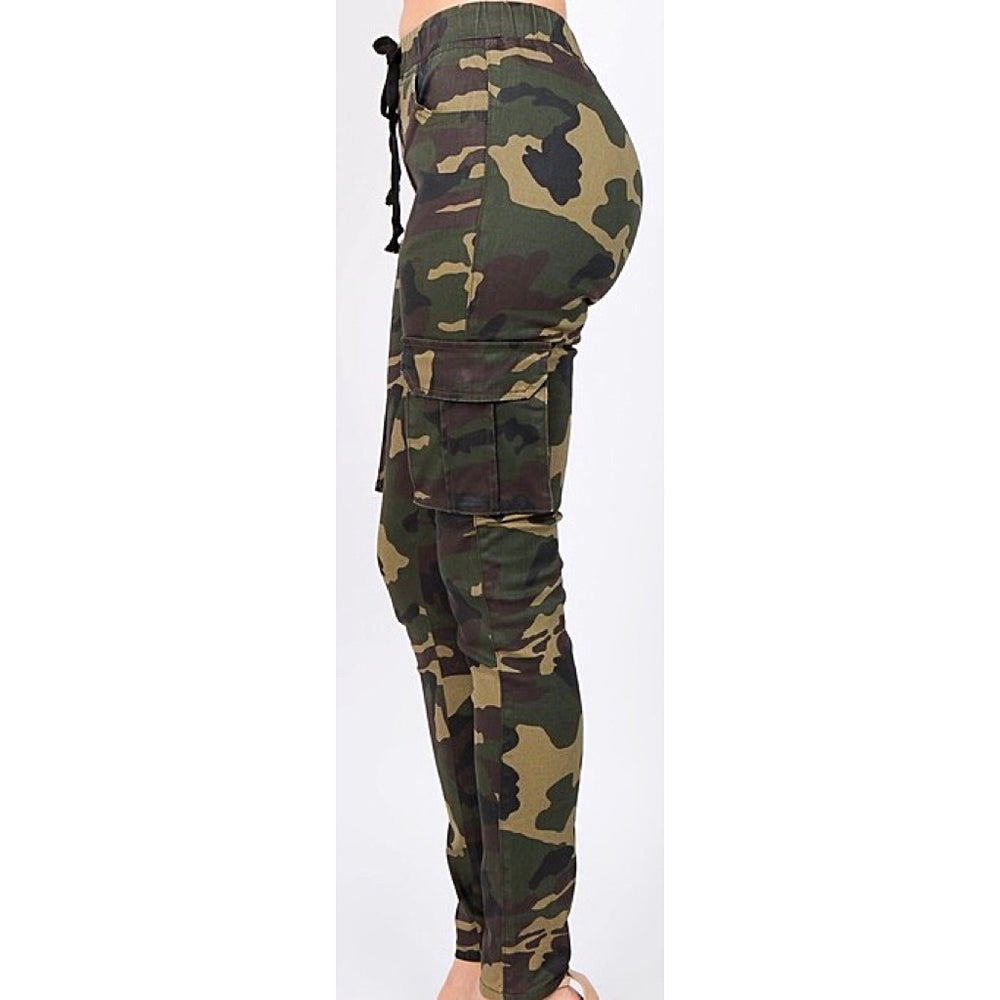 Image of Camo Pants