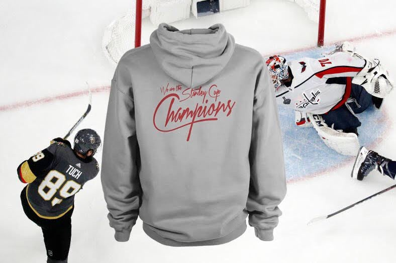 Image of *EXCLUSIVE* Lord Stanley's Cup Hoodies