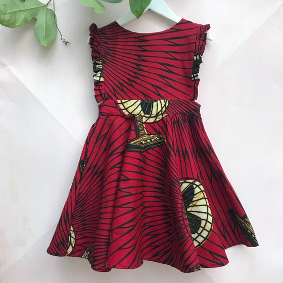 Image of Ada dress in Ventilo