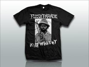 "Image of Flesh Parade ""Kill Whitey"" Gunman Shirt"
