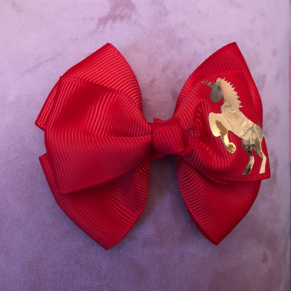 Image of Unicorn bows